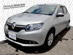 Renault Logan Intens Placa Dqu218