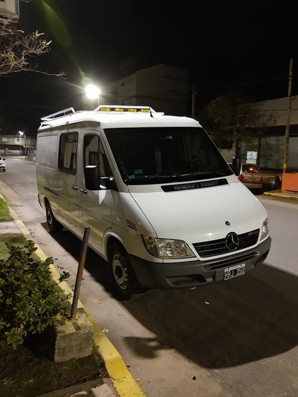 Mercedes-benz Sprinter 2.1 313 3550 Mixto 4+1 S-airbag 2008