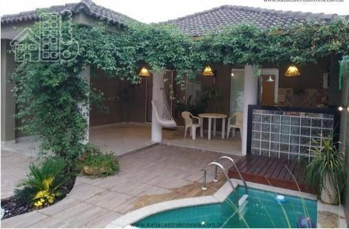 Excelente Casa Três Suites No Engenho Do Mato - Ca1298