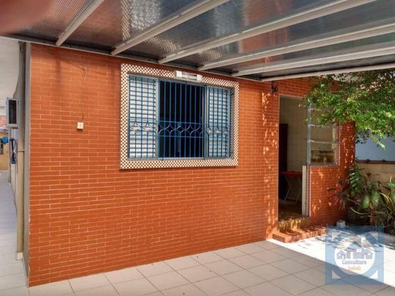 Casa À Venda, 200 M² Por R$ 310.000,00 - Santa Maria - Santos/sp - Ca0791