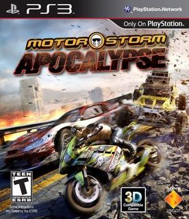 Motorstorm Apocalypse ~ Ps3 Digital Español