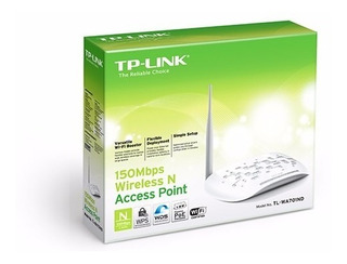 Access Point N 150mbps Tl-wa701nd Tp-link