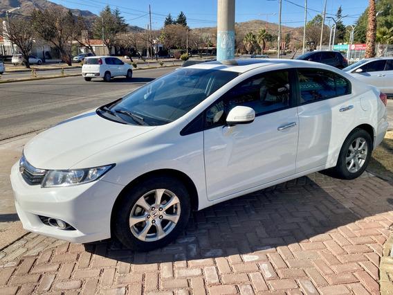 Honda Civic Exs 1.8 L/12 Aut 2014