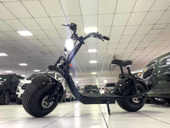Harley Elétrica 1000 Watts Ano 2019 A Pronta Entrega