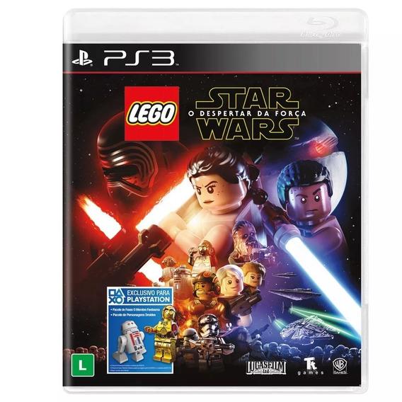 Jogo Lego Star Wars: O Despertar Da Força - Ps3