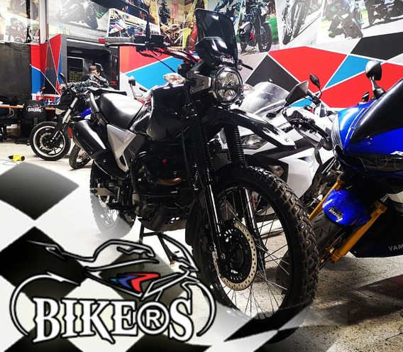 Hero Xpulse 200 Abs 2021, En Garantia, Recibo Moto, Bikers!!