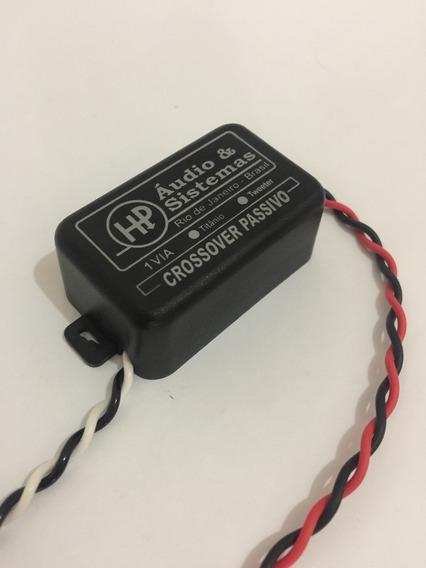 Divisor De Frequência 1 Via Ti - 200 Watts -p/ Drive Titânio
