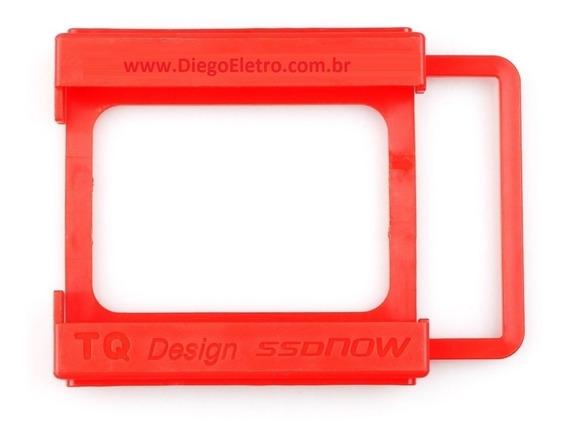 4 - Adaptador Ssd Suporte Ssd 2,5 Para 3,5 Para Desktop