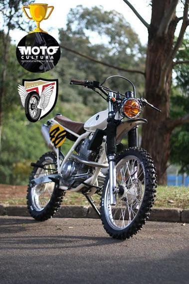 Honda Xr 250 Scrambler (top 10 Brazilian Bikes 2019)