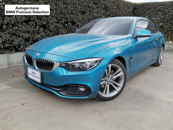 Bmw 420i Gran Coupe 2019 Fpq091