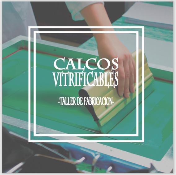 Seminario Curso Fabricacion Calcos Vitrificables