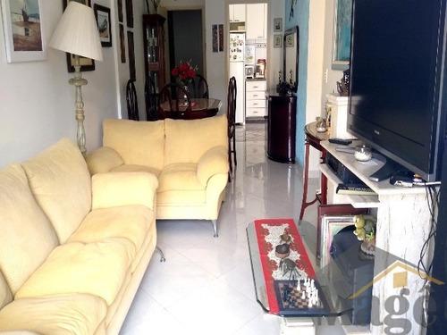 Apartamento A Venda Na Praia Da Enseada - Ref. 3915 - 4502