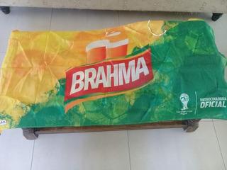 Bandera Brahma Brasil 2014