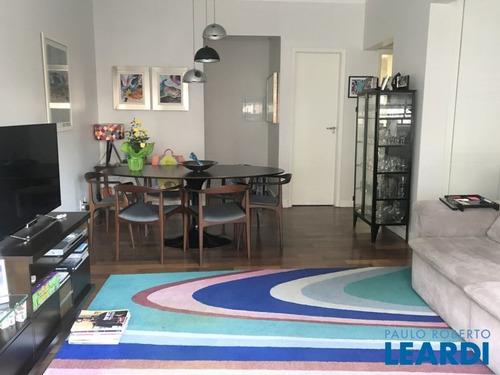 Imagem 1 de 15 de Apartamento - Higienópolis  - Sp - 536201