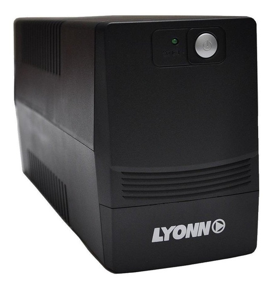 Ups Estabilizador Pc Lyonn 800va Soft Usb Led Envio Gratis!!