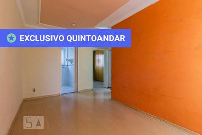 Apartamento No 5º Andar Com 2 Dormitórios E 1 Garagem - Id: 892892970 - 192970