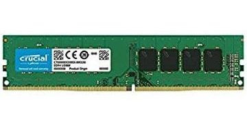Memoria Ddr4 8gb 2666mhz 1.2v Desktop Crucial