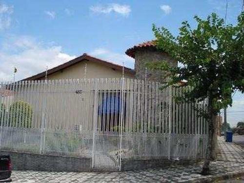 Imagem 1 de 14 de Casa À Venda, 3 Quartos, 1 Suíte, 5 Vagas, Jardim Saira - Sorocaba/sp - 4961