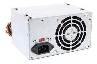 Fuente De Poder Xtech Atx 500 Watt 110/220v W/2sata