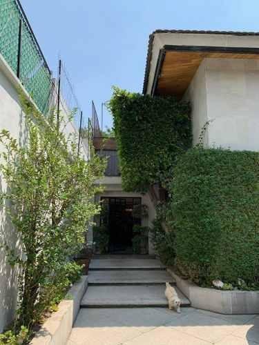 Casa En Renta Paseo De Los Ahuehuetes Norte, Bosque De Las Lomas