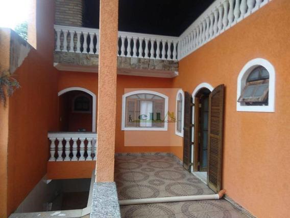 Sobrado Com 4 Dormitórios À Venda, 185 M² Por R$ 700.000 - Quitaúna - Osasco/sp - So0326