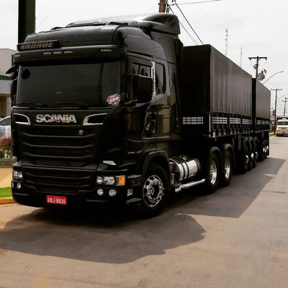 Scania R440 Highline 6x4 13/14