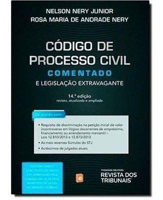 Livro Código De Processo Civil Comentado Nelson Ney Junior