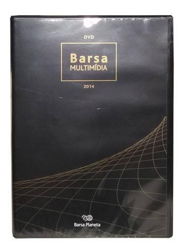 Imagem 1 de 1 de Dvd Enciclopédia Barsa Multimídia 2014 - Original, Lacrado