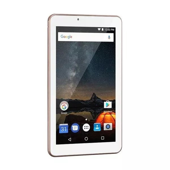 Tablet Multilaser M7s Quad Core, 8gb Nb275 - Rose
