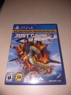 Juego Ps4 Just Cause 3 Fisico