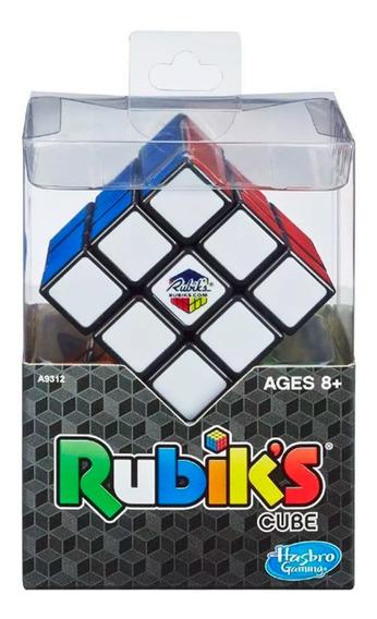 Cubo Rubiks Original Nuevo Hasbro 3x3