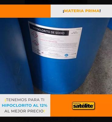 Hipoclorito Al 12 Importado Y Certificado