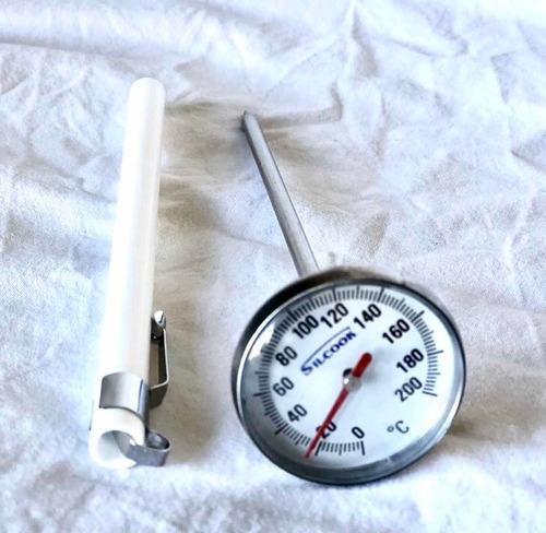 Termómetro Analógico Pinche 0 -200 C