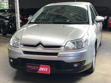 Citroën C4 2.0 Glx Pallas 16v Flex 4p Manual