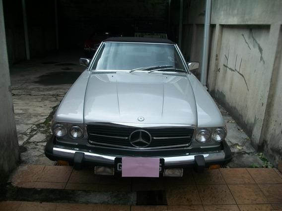 Mercedes Benz 450 Sl 1976
