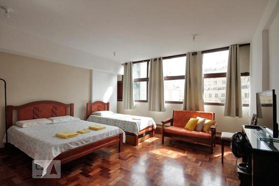 Apartamento Para Aluguel - Centro, 1 Quarto, 37 - 893053778