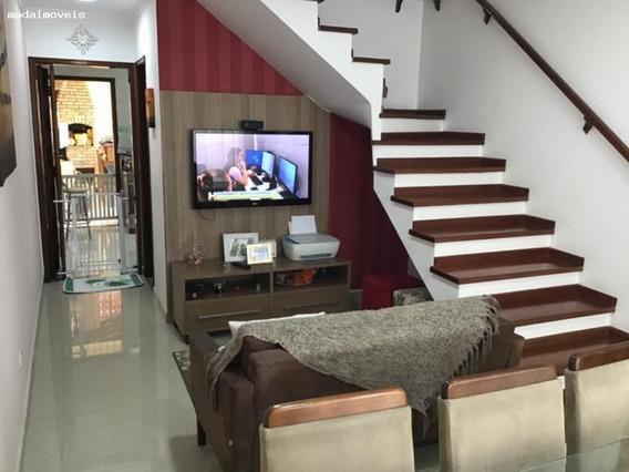 Casa Em Condomínio Para Venda Em Mogi Das Cruzes, Vila Caputera, 2 Dormitórios, 2 Banheiros, 2 Vagas - 2575_2-1027185