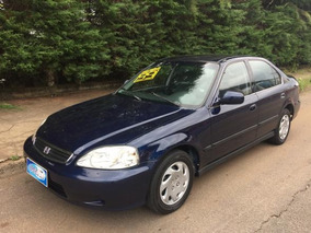 Civic Sedan Lx 1.6 16v Aut. 4p
