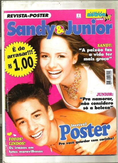 Revista Superastros Extra - Nº 1 - Sandy & Junior -