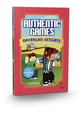 Authenticgames: Operacao Resgate Vol.4