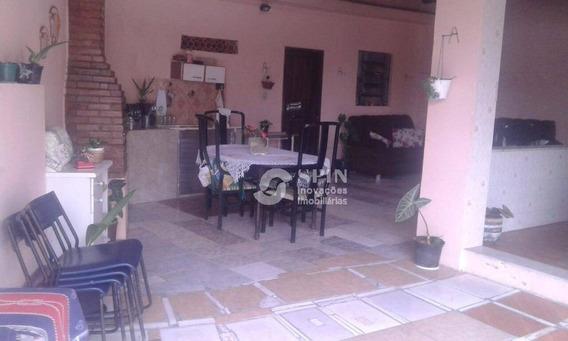 Casa Residencial À Venda, Mutuá, São Gonçalo. - Ca0309