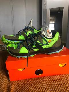 Nike Off White Kiger Green 2019