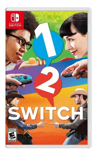 Imagen 1 de 6 de 1-2-Switch Nintendo Switch  Físico