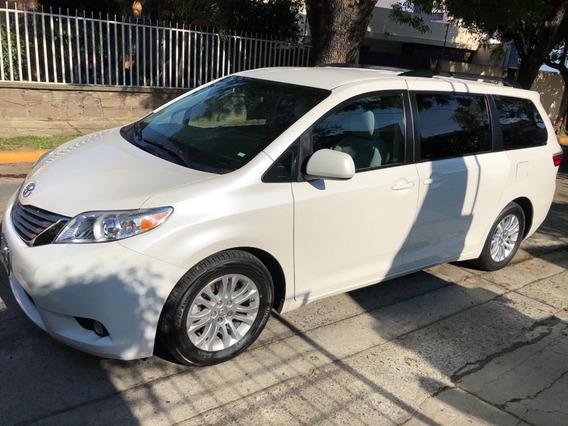 Toyota Sienna 2015 Xle Tela