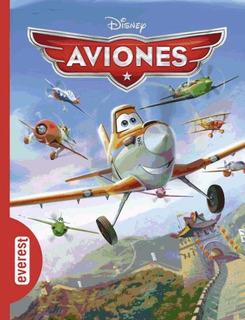 Aviones: El Libro De La Película(libro Infantil Y Juvenil)