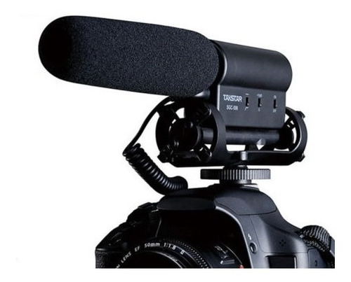 Microfono Takstar Sgc598 X Canon Sony Nikon Celular