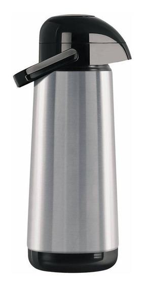 Garrafa Térmica De Bomba Exterior Inox Lúmina 1.8l Termolar