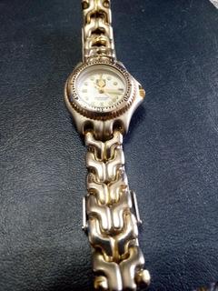 Reloj Dama Tag Heuer Sumergible 200 Mtr Original Automatico