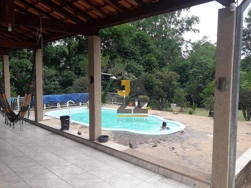 Chácara Com 2 Dormitórios À Venda, 1500 M² Por R$ 512.000,00 - Jardim Da Balsa I - Americana/sp - Ch0626