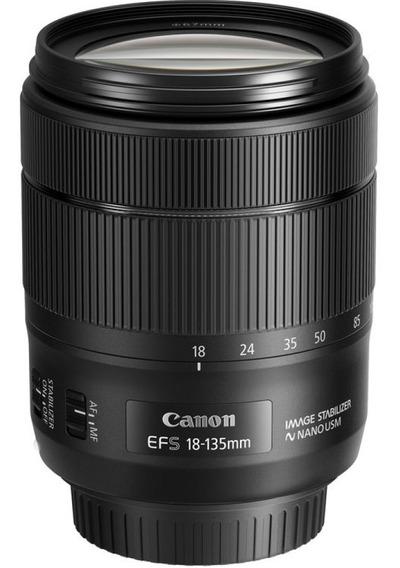 Lente Canon Ef-s 18-135mm F/3.5-5.6 (nano Usm)
